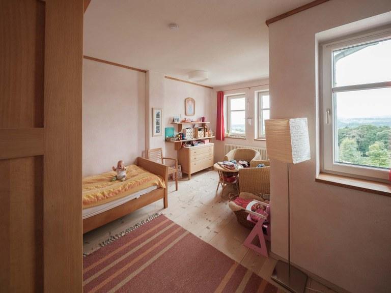 Zimmer im Loidholdhof für gemeinsame Tätigkeiten